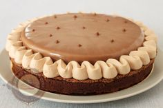 Entremets Archives - Surprises et gourmandises Beaux Desserts, Fancy Desserts, No Cook Desserts, French Sweets, French Pastries, Chefs, Entremet Recipe, Choco Loco, Cake Recipes
