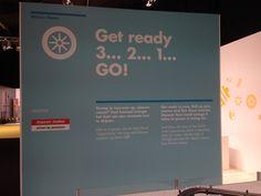 3,2,1 ready go - race track maxon motor Shell Energy Lab, Shell Eco Marathon