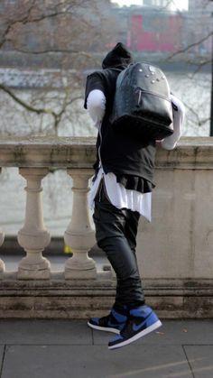Mcm backpack. Jordan royal 1s
