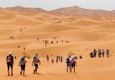 Marathon des Sables, 250 km in the Sahara