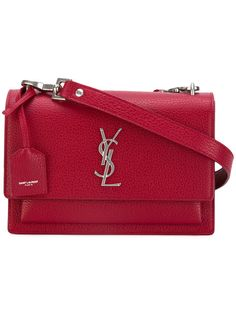 Saint Laurent medium Sunset Monogram satchel