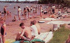 Wamplers Lake, Brooklyn, MI 1961