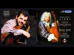▶ Giovanni Battista Cirri Complete Cello Concertos - YouTube