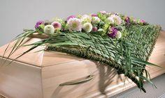Braided coffin jewelry