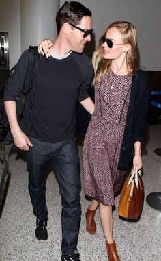 Kate Bosworth & Michael Polish