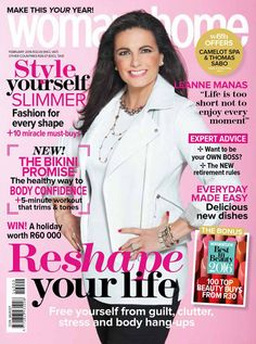 Get your digital copy of woman & home South Africa Magazine - February 2016 issue on Magzter and enjoy reading it on iPad, iPhone, Android devices and the web. Taurus And Aquarius, Pisces, Beauty Boost, February 2016, Digital Magazine, Be Your Own Boss, The Bikini, House And Home Magazine, Makeup Tips