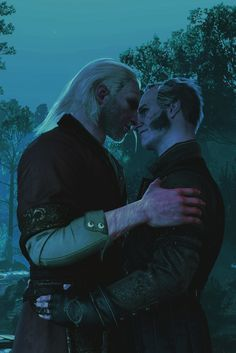 The Witcher – Fanfiction: Geralt and Regis