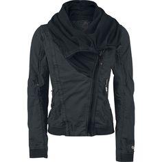Khujo  Übergangsjacke  »Jewel« | Jetzt bei EMP kaufen | Mehr Streetwear  Übergangsjacken  online verfügbar ✓ Unschlagbar günstig!