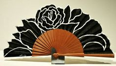 A Japanese Quilt Patterns, Japanese Quilts, Antique Fans, China Style, Umbrellas Parasols, Hand Fans, Japan Art, Andalucia, China Fashion