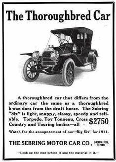 1910 Sebring