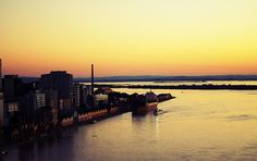 Porto Alegre from above.