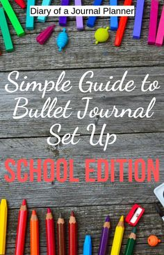 The ultimate guide to setting up a new bullet journal for the new school year! Find great ideas on pages you should include and great spreads to replicate! This guide is perfect for bujo beginners AND bujo pros. #bulletjournal #bulletjournalbeginners #bujo #bulletjournal #newbulletjournal Bullet Journal For Beginners, Bullet Journal Set Up, Bullet Journal Hacks, Bullet Journal How To Start A, Bullet Journal Themes, Bullet Journal Layout, Bullet Journal Inspiration, Bullet Journals, Planner Pages
