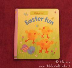 Easter fun, editura Usborne