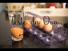 Teste do Ovo - Como saber se o ovo está fresco | Pimenta e Sal, receitas para o dia-a-dia