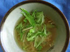 miso soup Healthy Family Dinners, Quick Healthy Meals, Healthy Soup Recipes, Veg Recipes, Whole Food Recipes, Healthy Habits, Yummy Recipes, Yummy Food, High Protein Vegan Breakfast