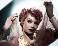 Lucille Ball In Color - 35 | Flickr - Photo Sharing!