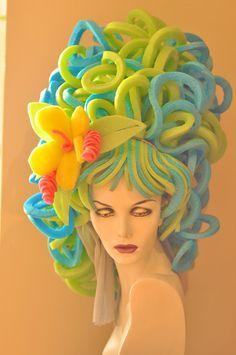 Resultado de imagen para moldes de sombreros de goma espuma para imprimir