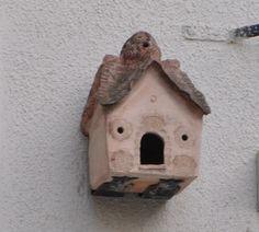 Bir evin terası, 08.2013, Kuzguncuk, İstanbul  #birdhouse #kusevi