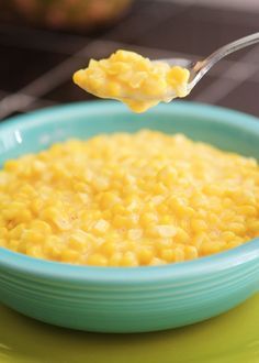 Best recipe ever for Southern Skillet Corn. Perfect for using up all those fresh ears of corn straight from the garden!