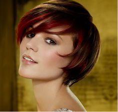Short haircuts for women . ..Do you love short hair cuts? We've got all your short hair favorites from layered bobs to crops and pixies. Come on in, and check it out now!