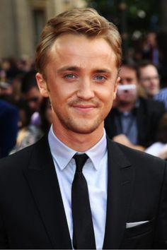 Tom Felton: Draco grew up!