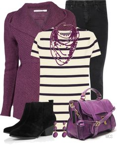 """""""Comfy Cardigan"""" by mclaires on Polyvore"""