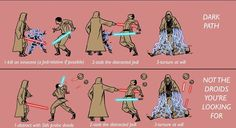 Holy Sith: Defeat Every Jedi In 'Star Wars' With These 8 Killer Moves