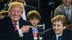 Chelsea Clinton defends Barron Trump: He deserves the chance 'to be a kid' Makeup Tips For Redheads, Laugh Till You Cry, Kathy Griffin, Inauguration Ceremony, Chelsea Clinton, Trump Is My President, Trump Birthday, Donald Trump Jr, Nicu