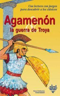 Agamenón y la Guerra de Troya Novels, Comic Books, Comics, Warriors, War, Trojan Horse, Libros, Ancient Greece, Revenge