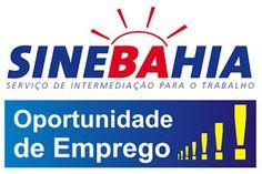 NONATO NOTÍCIAS: OPORTUNIDADE DE EMPREGO EM SENHOR DO BONFIM