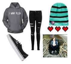 """Robby Epicsauce Outfit"" by justafangirl4ever ❤ liked on Polyvore featuring art"