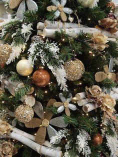 Addobbi Natalizi On Line Ingrosso.50 Fantastiche Immagini Su Addobbare L Albero Di Natale Idee