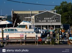 The Marina In Historic Essex, Connecticut Stock Photo, Royalty Free Image: 15962528 - Alamy