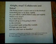 Yes! Alright stop.. collaborate and listen!!!