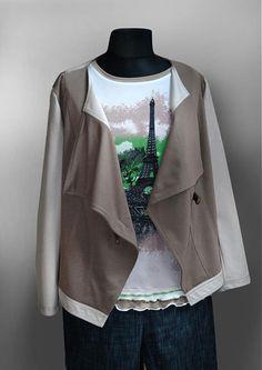 Oblečenie pre moletky. Molet moda. Plus size. Moda. Suits, Sweatshirts, Sweaters, Fashion, Moda, La Mode, Sweater, Fasion, Sweatshirt