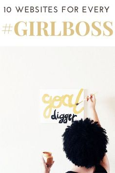 10 Websites for Every #GirlBoss - Cocktails and Ambition