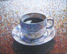 Acrylic Coffee Cups