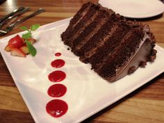 The great wall of chocolate