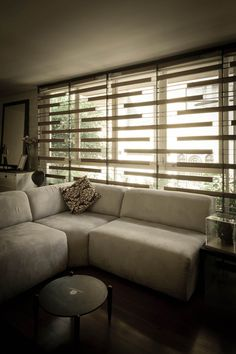 Image 8 of 26 from gallery of Hera 24 / DMP Arquitectura. Photograph by Onnis Luque Home Window Grill Design, Window Grill Design Modern, House Window Design, Balcony Grill Design, Grill Door Design, Balcony Railing Design, Door Gate Design, House Gate Design, Door Design Interior