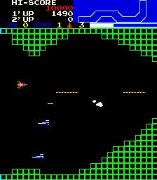 Another old coin-op favorite was Vanguard (set the high score on the machine at UConn a few times).