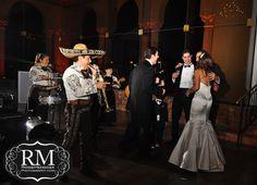 Miami Destination Wedding Ideas | Mora Arriaga Mariachi band wedding entertainment | Rosie Mendoza Photography