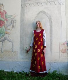 heraldic clothing - Google Search