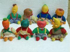 Brinquedo Antigo Estrela Amiguinhos DaNatureza