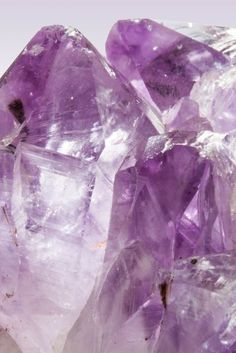 Amethyst is synonymous with luxury, and the bright purple colors will make you feel like royalty. /   Widely used and loved, amethyst is one of the most revered stones in the world. Whether it's found in Brazil or Russia, Europe or the USA, these stones have a long history of being used in scepters, crowns, and as embellishments for the wealthy and celebrities. /   Weight: ~10g /  Color: Purple with white or clear accents /  Metal: gold colored metal alloy