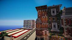 New York Townhouse ~WoK~ Minecraft Project