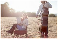 Music themed anniversary shoot  |  The Frosted Petticoat | Sleepy Fox Photography
