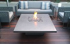 Fire Tables And Bowls | Ernsdorf Design