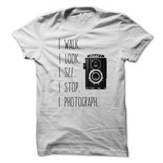 I Photograph T Shirts, Hoodies. Check Price ==► https://www.sunfrog.com/Hobby/I-Photograph-T-Shirt-46096803-Guys.html?41382