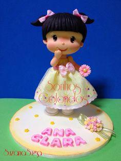Topo de bolo Personalizado Cake topper