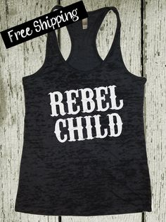 aa704c1f487 Southern Girl Tank. Country Tank Top. Southern Tank. Country Shirt. Fitness  Tank. Southern Clothing. Free USA Shipping on Etsy